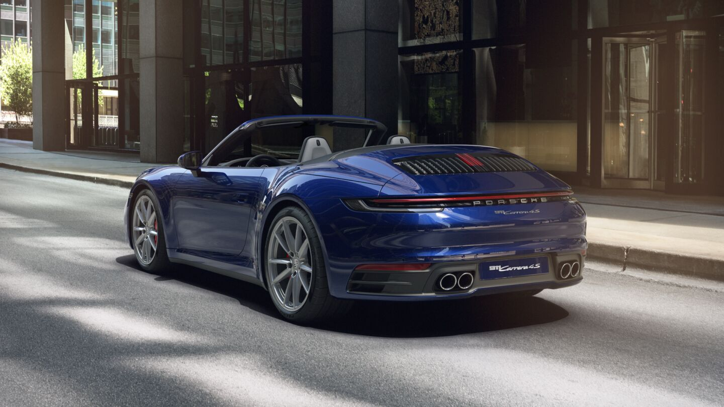 Porsche - 911 Carrera 4S Cabriolet  - Timeless Machine