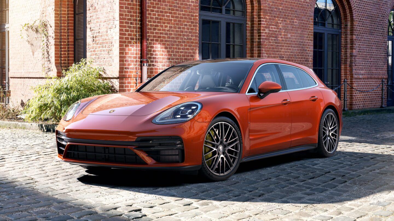 Porsche - Panamera Turbo S Sport Turismo -