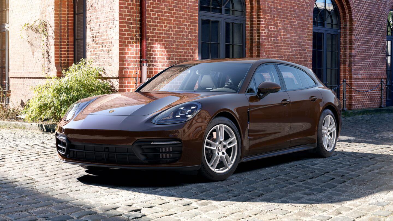 Porsche - Panamera 4 Sport Turismo - Будь другим.