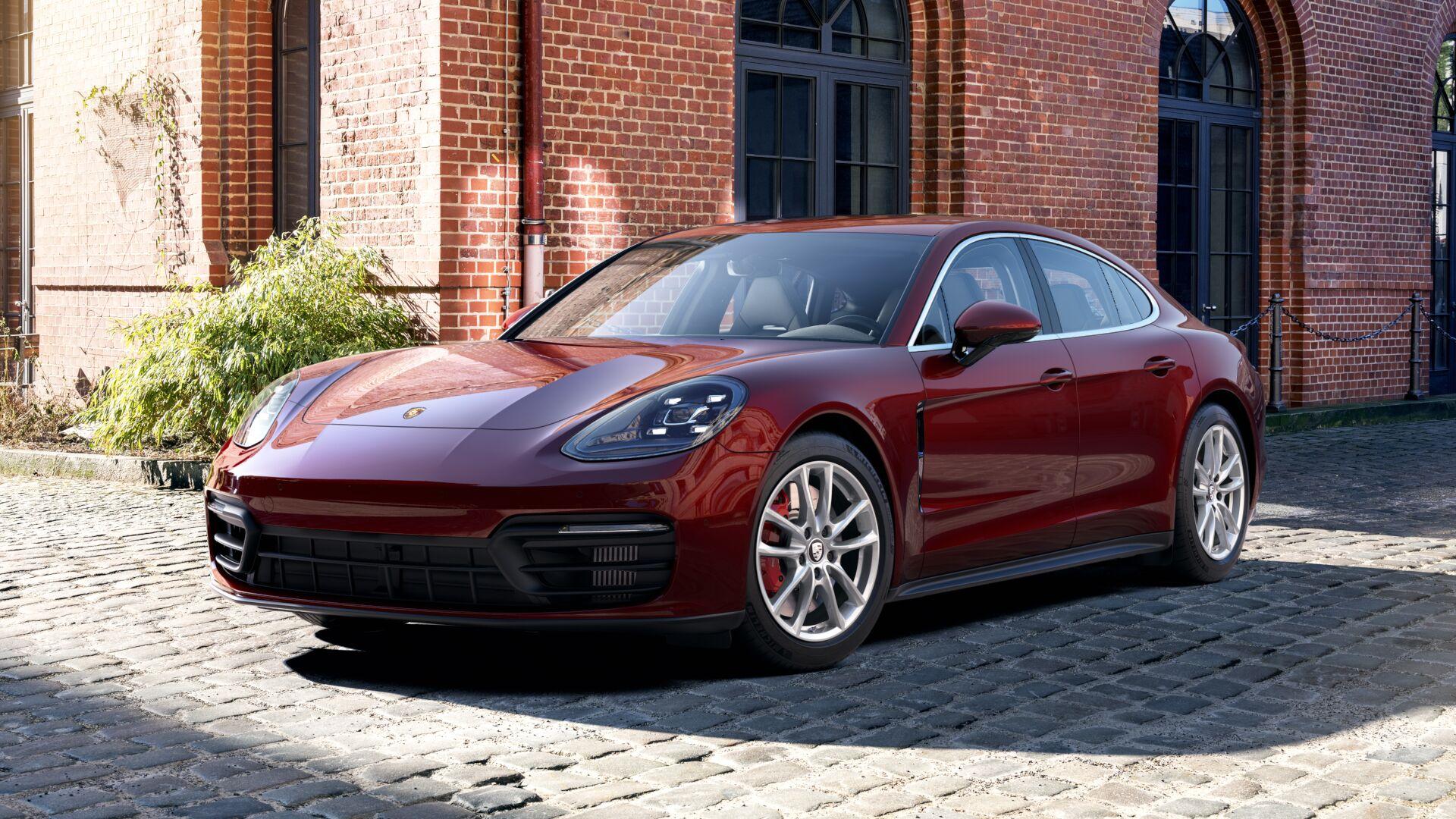 Porsche - Panamera 4S -