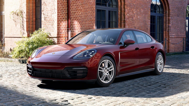 Porsche - Panamera 4 Executive - Edasiliikumine, see on meie olemus.