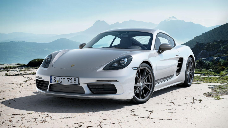 Porsche - 718 Cayman T -